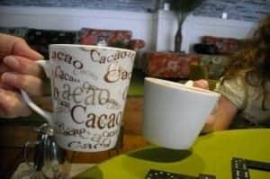 μαζί στην καφετέρια