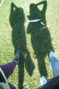 παίζοντας με τις σκιές