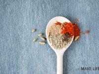 Τέσσερα θεραπευτικά μπαχαρικά απαραίτητα στην κουζίνα σας