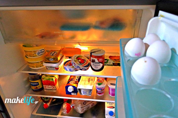Καθαρίστε το ψυγείο και διώξτε τις δυσάρεστες μυρωδιές