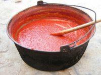 Μια παλιά και δοκιμασμένη συνταγή για κέτσαπ