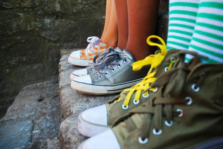 Επιλέγοντας το κατάλληλο σχολικό παπούτσι