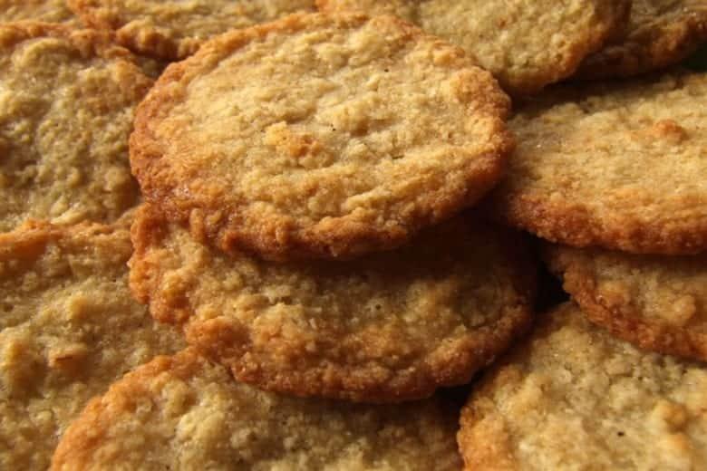 εύκολα μπισκότα φυστικοβούτυρου