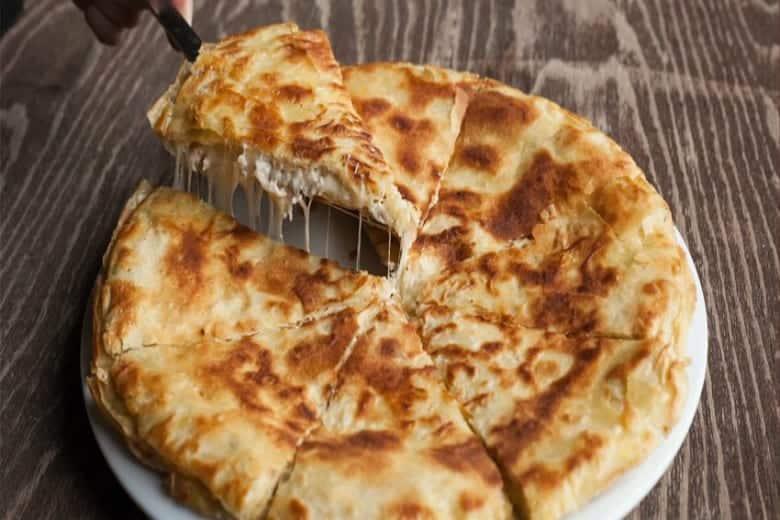 πίτα περέκ με τυρί
