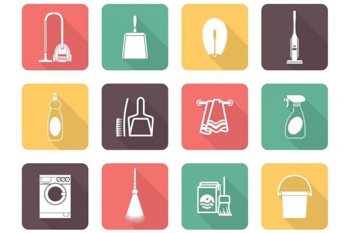 Τα 10 εργαλεία καθαρισμού μιας καλής νοικοκυράς