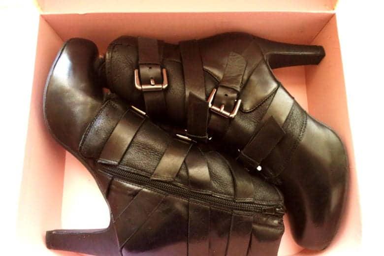 αποθήκευση και φροντίδα των παπουτσιών