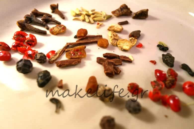 συνταγή για ινδικό τσάι μασάλα