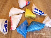 Πως αποθηκεύω τις πλαστικές σακούλες του μάρκετ
