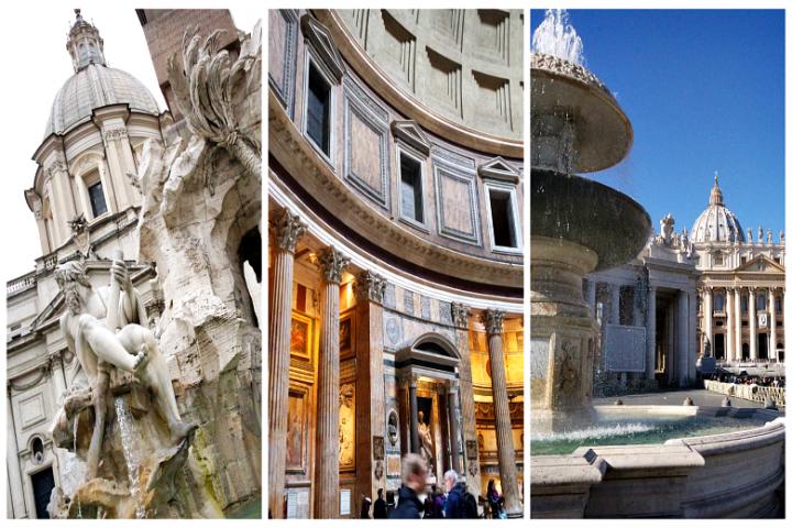 Η εμπειρία μου από την Ρώμη, την αιώνια πόλη