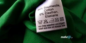 Μάθε για τις ετικέτες ρούχων και τα σύμβολα πλυσίματος