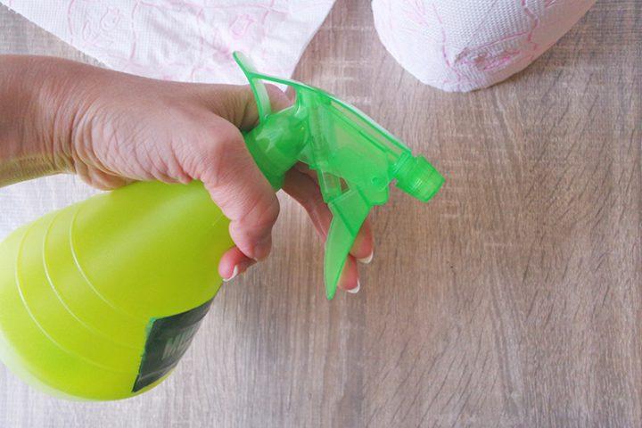 DIY καθαριστικό