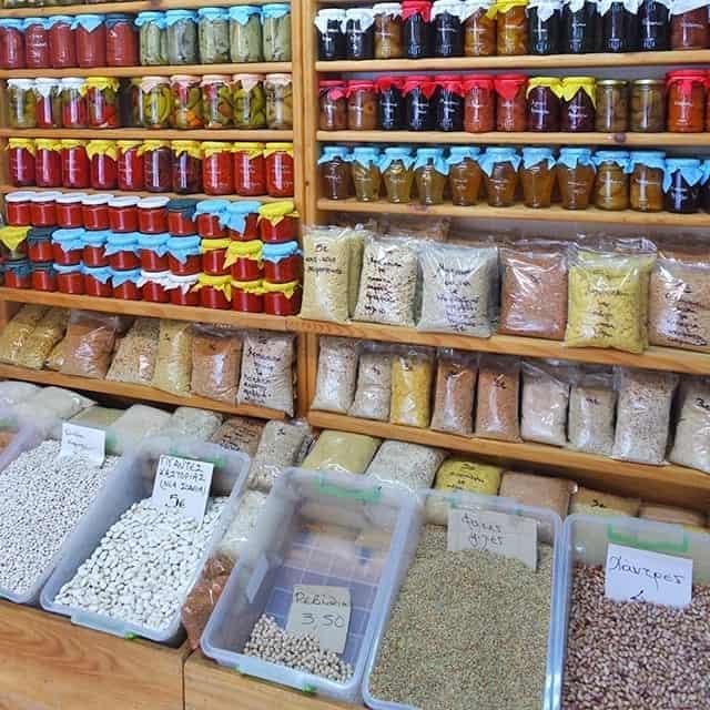 Παραδοσιακά Προϊόντα Πόζαρ