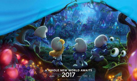 Νέα ταινία με τα στρουμφάκια έρχεται 30 Μαρτίου στους κινηματογράφους