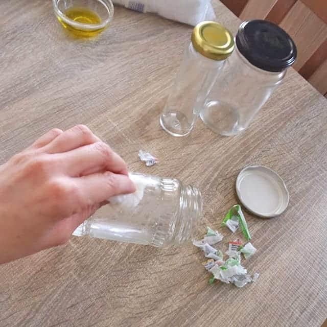 Ετικέτες Μπουκάλια Αφαίρεση Τρόπος