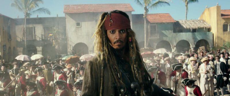 Πειρατές της Καραϊβικής νέα ταινία
