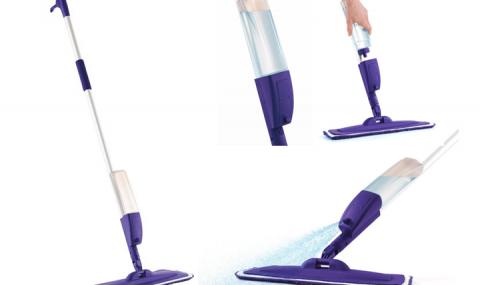 Σύστημα σφουγγαρίσματος και σκουπίσματος ROVUS SPRAY MOP