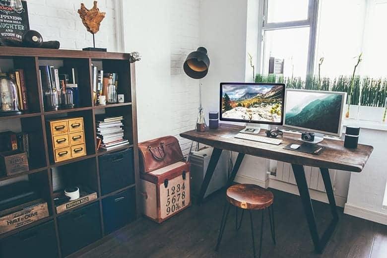 Λύσεις για το Γραφείο του Σπιτιού