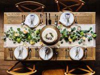 Προτάσεις για το γιορτινό τραπέζι. Ολοκληρωμένο μενού