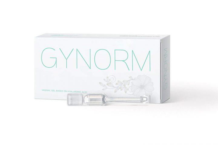 GYNORM, ένα νέο τζελ που δίνει λύση στην κολπική ξηρότητα