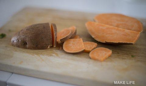 Λόγοι & τρόποι για να βάλουμε τη γλυκοπατάτα στη διατροφή μας