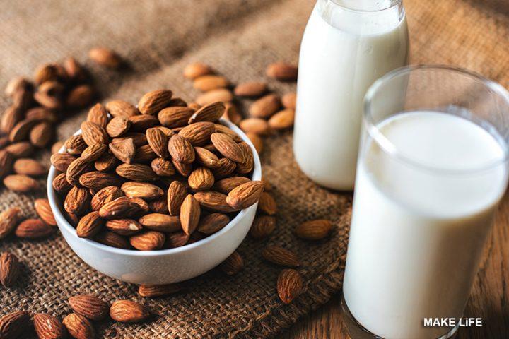 Γάλα αμυγδάλου, σόγιας ή καρύδας; Ποιό φυτικό ρόφημα να επιλέξω;