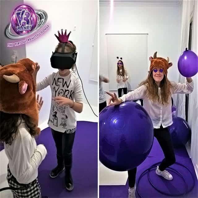 VR Planet Περιστέρι