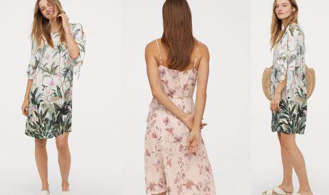 8 Φορέματα H&M που ξεχωρίσαμε για το καλοκαίρι