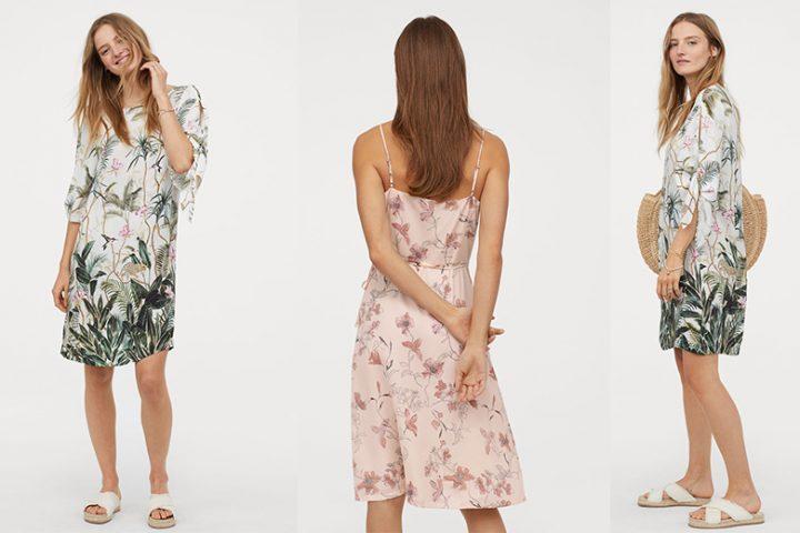 90219dffc964 8 Φορέματα H M που ξεχωρίσαμε για το καλοκαίρι
