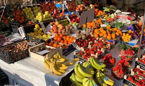 Που έχει λαϊκή αγορά ανά ημέρα της εβδομάδας σε Αθήνα & Θεσσαλονίκη