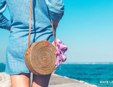 Το ιδανικό ντύσιμο στις διακοπές αν είσαι μαμά. 5 έξυπνες ιδέες