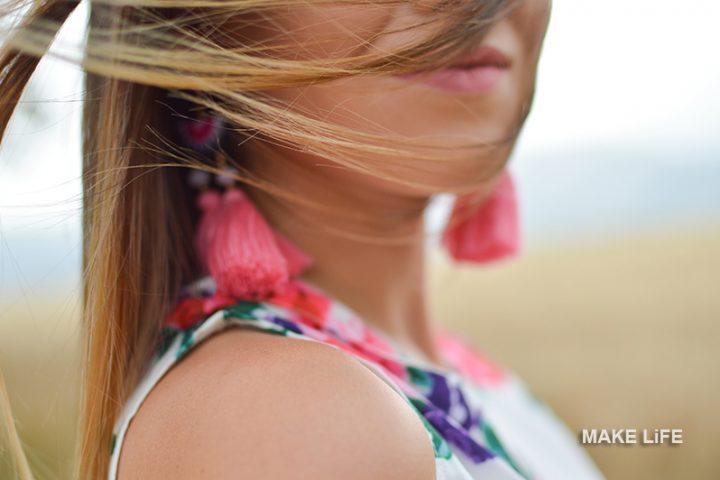 Πως προστατεύω τα μαλλιά από τον ήλιο και τη θάλασσα