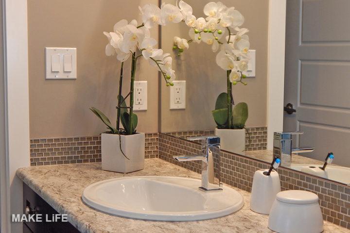 7 ιδέες για την ανανέωση του μπάνιου με ελάχιστα χρήματα