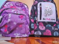 Πως να καθαρίσω την τσάντα του σχολείου ώστε να γίνει σαν καινούρια