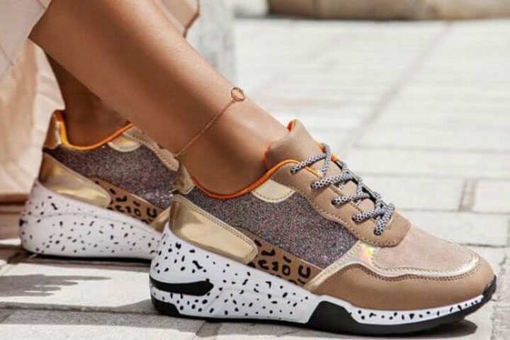 New Sneaker in Town! Sahara Bronze από τα Louizidis Shoes