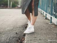 Sneakers το χειμώνα: Αυτοί είναι 6 τρόποι για να τα φορέσεις