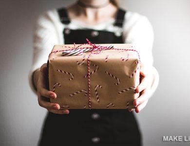 Πως να τυλίξεις ένα δώρο. 6 τρόποι για το χριστουγεννιάτικο αμπαλάζ