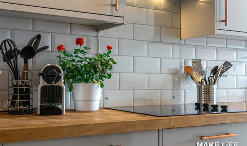 Πως να οργανώσεις την κουζίνα σου για να είναι πιο λειτουργική
