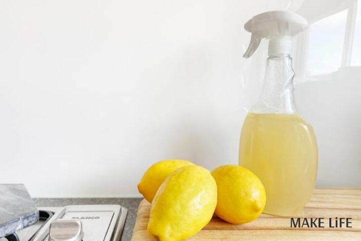 Σπιτικό καθαριστικό με λεμόνι. Πως θα το φτιάξεις & που θα το χρησιμοποιήσεις