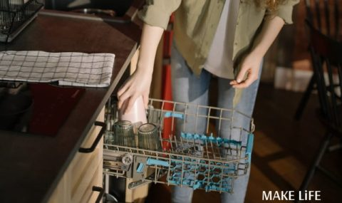 Καθάρισμα πλυντηρίου πιάτων. Εξαφάνισε άλατα, μικρόβια και μυρωδιές
