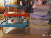 Πλαστικά ή γυάλινα τάπερ; Τι προτιμώ στο σπίτι μου και γιατί