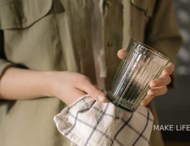 Μυρίζουν τα ποτήρια άσχημα ενώ τα έχεις πλύνει; Δες τι να κάνεις