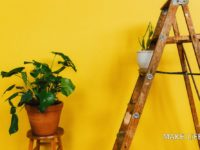 Πως μπορείς να χρησιμοποιήσεις μια σκάλα στη διακόσμηση σπιτιού