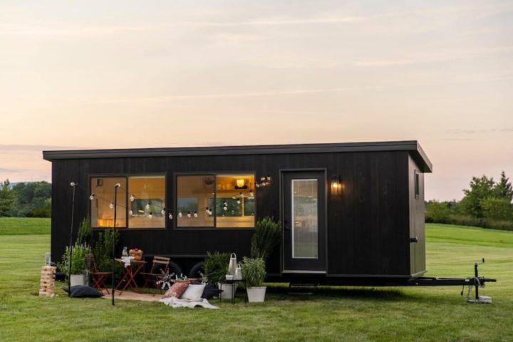 Ένα μικροσκοπικό βιώσιμο σπίτι από την ΙΚΕΑ, που το πας όπου θες