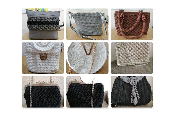 5 λόγοι για να επιλέξεις μια χειροποίητη πλεκτή τσάντα