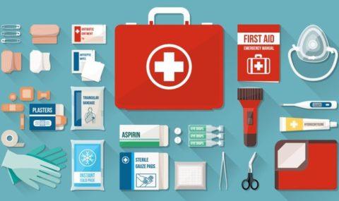 Πώς να φτιάξετε ένα πλήρες κουτί πρώτων βοηθειών. Οι οδηγίες του ΕΚΑΒ