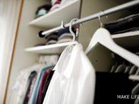 Κακοσμία & Υγρασία στη ντουλάπα. Τρόποι για να την αντιμετωπίσεις